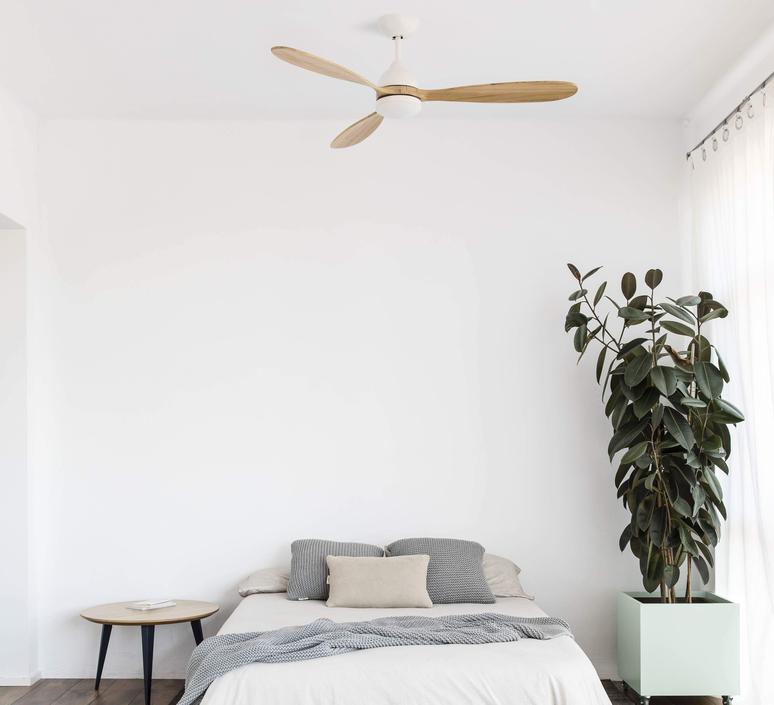 Typhoon  ventilateur lumineux ceiling fan light  faro 33480  design signed nedgis 115023 product