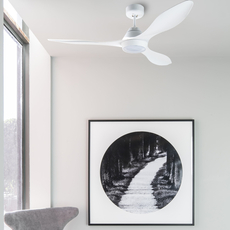 Polaris ete hiver dc motor studio faro lab ventilateur lumineux ceiling fan light  faro 33346  design signed nedgis 115036 thumb