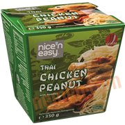 Thai chicken peanut