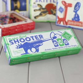 Wooden Rubber Band Shooter
