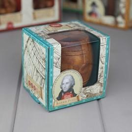 Nelson's Barrel Wooden Puzzle