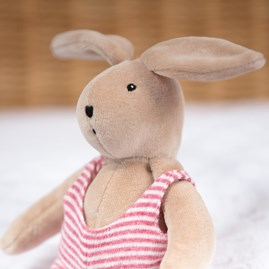 Moulin Roty Sylvain The Rabbit Soft Toy