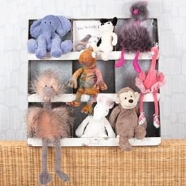 Jellycat Fuddlewuddle Elephant Medium Soft Toy