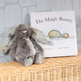 Jellycat The Magic Bunny Children's Book