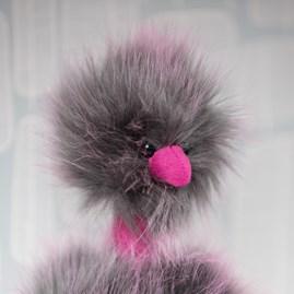 Jellycat Pompom Grey Soft Toy