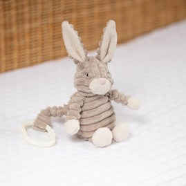 Jellycat Cordy Roy Baby Hare Jitter