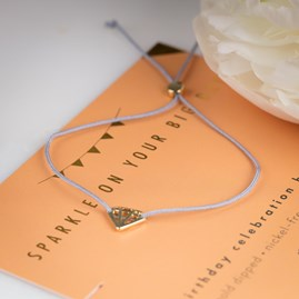 'Fearless Thirteen' Milestone Birthday Bracelet