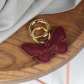 Katie Loxton 'Hello Lovely' Butterfly Inspired Keyring