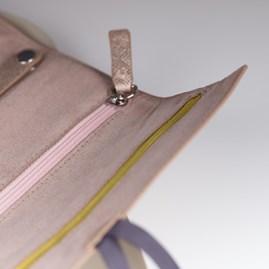 Caroline Gardner Metallic Jewellery Roll
