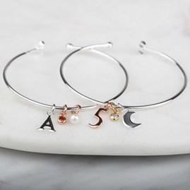 Personalised Story Hoop Earrings