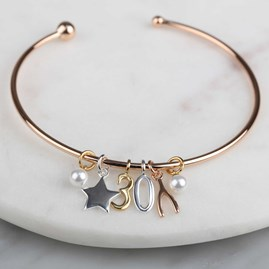 Personalised Story Bangle