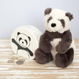 Jellycat Harry Panda Money Box