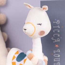 Soft Llama Cuddly Toy In A Gift Box