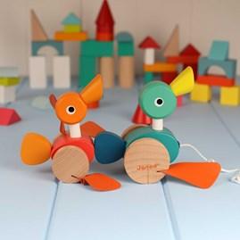 Zigolos Pull Along Ducks