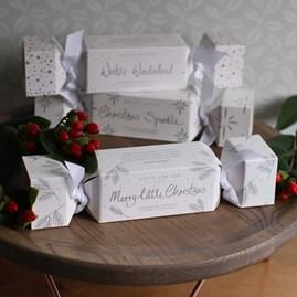 'Merry Little Christmas' Tealights