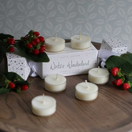 'Winter Wonderland' Tealights