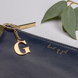 Katie Loxton Personalised 'Heart Of Gold' Secret Message Pouch