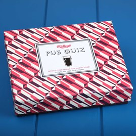 Pub Quiz After Dinner Game