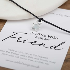 Little Wish 'Friend' Star Wish Bracelet