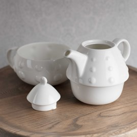 Stylish Tea Set For One