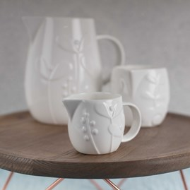 Stylish Bone China Jugs Small