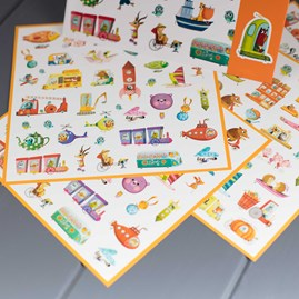 Fun Sticker Sets