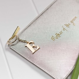 Katie Loxton Personalised 'Mother Of The Groom' Perfect Pouch