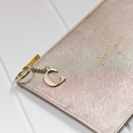 Katie Loxton Personalised 'Just Married' Perfect Pouch