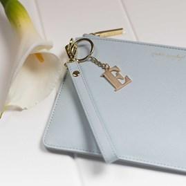 Personalised 'Sparkle Everyday' Secret Saying Clutch