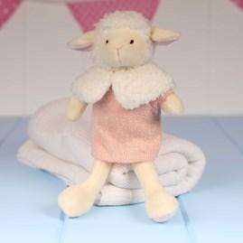 Mini Little Lamb Newborn Soft Toy