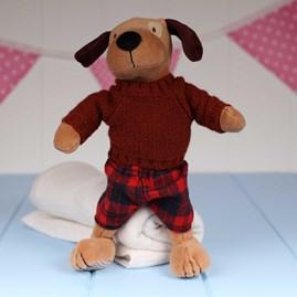 Cuddly Oscar The Soft Toy Dog