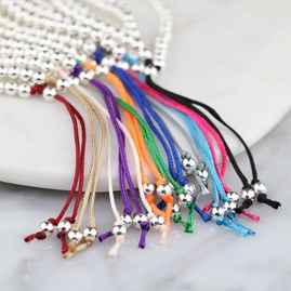 Silver Friendship Bracelets