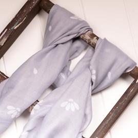 Katie Loxton 'Pretty Little Thing' Designer Soft Grey Scarf