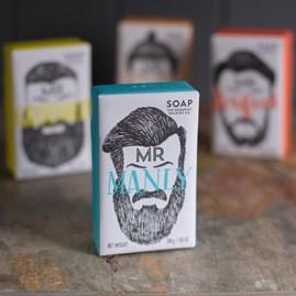 Mr Beard Soap Bar