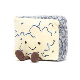 Jellycat Amuseable Blue Cheese Soft Toy