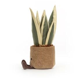 Jellycat Amuseable Snake Plant Soft Toy