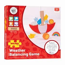 Weather Balancing Game