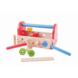 Children's Wooden My Tool Box