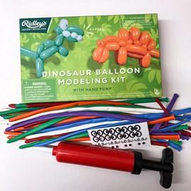 Dinosaur Balloon Modeling Kit