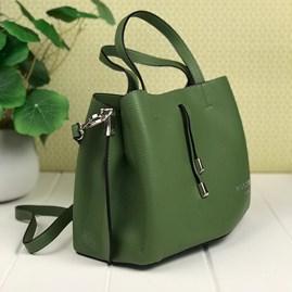 Tote Bag In Green