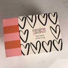 Caroline Gardner Ta-Dah Boxed Mug