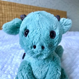 Jellycat Starry-Eyed Dragon Soft Toy
