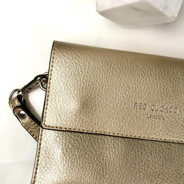 Clutch Bag In Gold