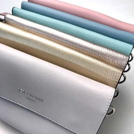 Clutch Bag In Cream