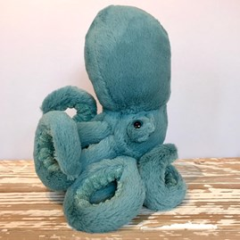 Jellycat Sol Squid Little Soft Toy