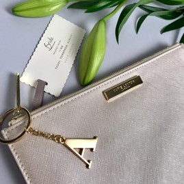 Katie Loxton Personalised 'Bride' Secret Saying Pouch