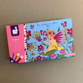 Glitter Decoration Fairies Picture Boards
