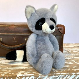 Jellycat Whispit Raccoon Soft Toy