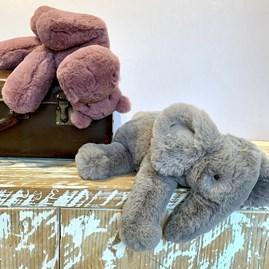 Jellycat Huggady Hippo Soft Toy