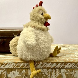 Jellycat Whitney Chicken Soft Toy